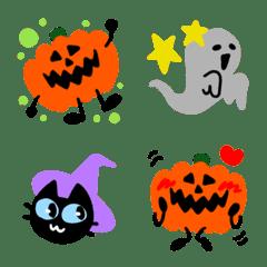 Comical halloween