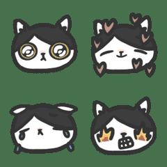 沒牙 貓貓表情貼