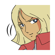 อิโมจิไลน์ Mobile Suit Gundam Emoji