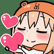อิโมจิไลน์ Umaru-chan Emoji