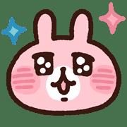 อิโมจิไลน์ Piske & Usagi อิโมจิ