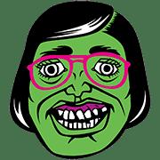 อิโมจิไลน์ Yasei Bakudan's kukky Emoji