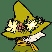 อิโมจิไลน์ อิโมจิน่ารักจากมูมิน