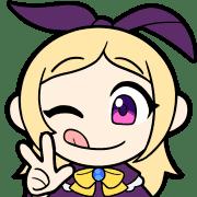 อิโมจิไลน์ MONSTER STRIKE Emoji