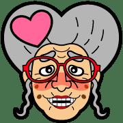 อิโมจิไลน์ Ken Shimura Emoji