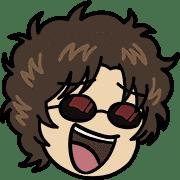 อิโมจิไลน์ Gintama Emoji