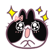 อิโมจิไลน์ BossTwo - Cute Rabbit Emoji