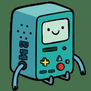 อิโมจิไลน์ Adventure Time อิโมจิ