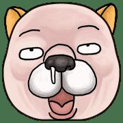 อิโมจิไลน์ Goodman Shin Emoji