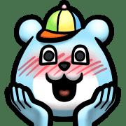 อิโมจิไลน์ Dear animal costume อิโมจิ