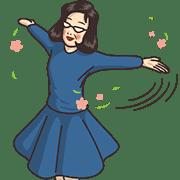 อิโมจิไลน์ Textbook Goes Koo-Koo! Emoji