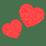 อิโมจิไลน์ หัวใจน่ารัก หัวใจน่ารัก หัวใจน่ารัก