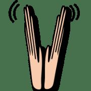 อิโมจิไลน์ Emoticons that can be used in day to day