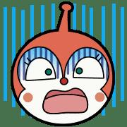 อิโมจิไลน์ Dokinchan and Kokinchan Emoji