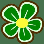 อิโมจิไลน์ ดอกไม้ 7 สี สวัสดี 7 วัน อิโมจิ