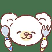 อิโมจิไลน์ UniBEARsity Emoji