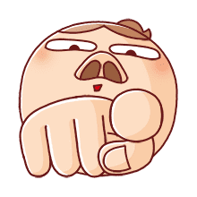 อิโมจิไลน์ Nonie Emoji Debut