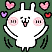 อิโมจิไลน์ Lovely Rabbit