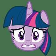 อิโมจิไลน์ MY LITTLE PONY Emoji