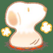 อิโมจิไลน์ Snoopy's New Year's Gift Emoji