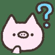 อิโมจิไลน์ Handwritten soft emoji