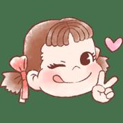 อิโมจิไลน์ PEKO Natural Word Emoji