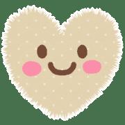 อิโมจิไลน์ cute and useful-happy