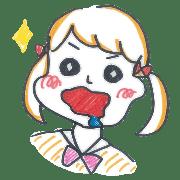 อิโมจิไลน์ YURUI 01