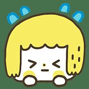 อิโมจิไลน์ Morita 100% Cute Emoji