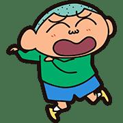อิโมจิไลน์ เครยอนชินจังยิ่งมันส์ยิ่งขึ้น อิโมจิ