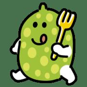 อิโมจิไลน์ Winter melon Emoji