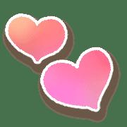 อิโมจิไลน์ Yuru rock frames