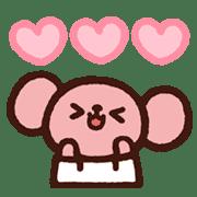 อิโมจิไลน์ Āoo Āoo BEAR feat.SONG SONG MEOW EMOJI