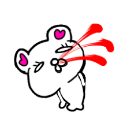 อิโมจิไลน์ t is a bear and chic