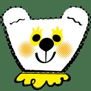 อิโมจิไลน์ Puppy Milky