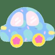 อิโมจิไลน์ cutie blinky
