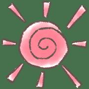 อิโมจิไลน์ Crayon Shinchan Summer Emoji