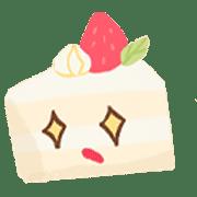 อิโมจิไลน์ Dessert friends