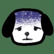 อิโมจิไลน์ บาดูกี น้องหมาหน้าเหลี่ยม