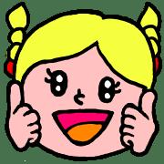 อิโมจิไลน์ The emoji tenth of healing pleasantly